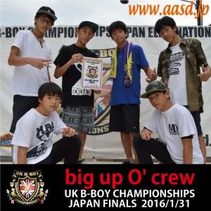 big-up-O'-crew