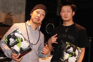 vibrationz(UEN & Kazuki)
