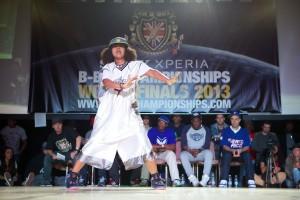 B Boy Championships 2013